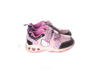 Hello Kitty, Skor, Strl: 24, Lila/Rosa