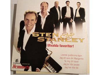 Sten & Stanley - Utvalda Favoriter!, CD