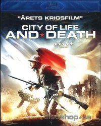 City of life and death (Blu-ray) Asiatisk film från 2009 av Chuan Lu med Ye Liu