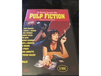 Dvd film PULP FICTION