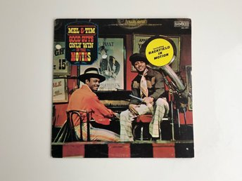 Mel & Tim - Good Guys Only Win In The Movies (vinyl LP) 1969