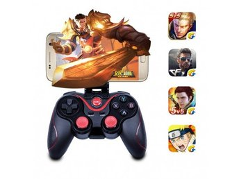 C8 Bluetooth Gamepad Controller till Android Smartphones