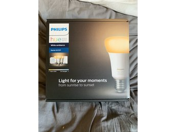 Philips hue white ambiance starter kit