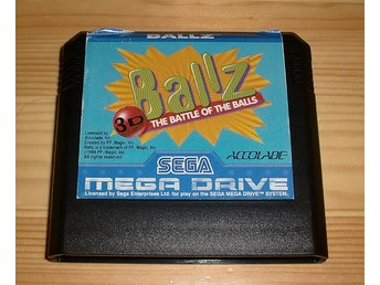 MD: 3D Ballz the Battle of the Balls