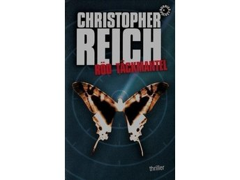 Röd täckmantel, Christopher Reich (Pocket)