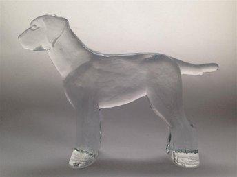 Labrador ur serien Kennel av Bertil Vallien BODA - Värmdö - Labrador ur serien Kennel av Bertil Vallien BODA - Värmdö