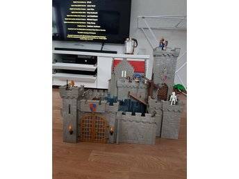 Play mobil knights 6000 kung + s castle