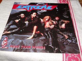 EXTREME--More than words.  Singel