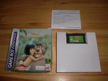 GBA: Disneys the Jungle Book 2