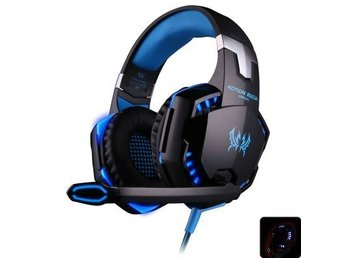 EACH G2000 Gaming Headset with Hidden Mic for Computers Game - Boras - EACH G2000 Gaming Headset with Hidden Mic for Computers Game - Boras