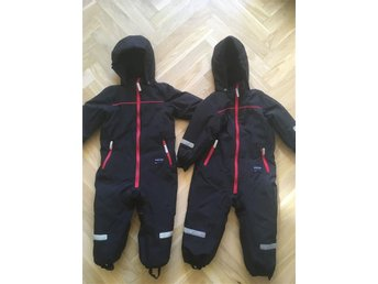 Två overaller POP stl 98 - Stockholm - Två overaller POP stl 98 - Stockholm