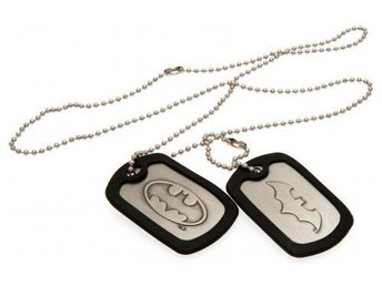 Batman Dog Tags Logos