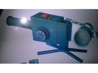 Welding machine for plastic pipes 2700W