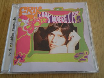 Cd ERIK - Look Where I Am