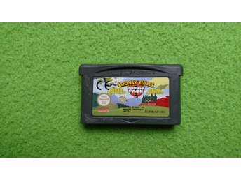 Looney Tunes Double Pack Gameboy Advance Nintendo GBA