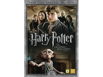 Harry Potter 7 + Dokumentär (2 DVD)
