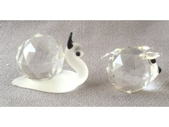 swarovski kristall djur