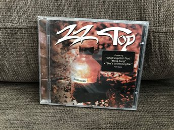 ZZ TOP - Rhythmeen - 1996 - CD