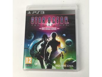 Ps3, Spel, Star Ocean The last hope