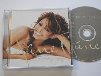 Janet Jackson - All for You CD 2001
