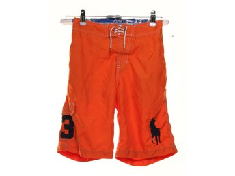 Polo Ralph Lauren, Badbyxor, Strl: 140/152, Orange