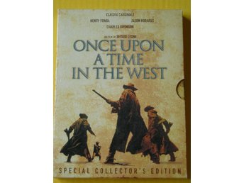 WESTERN: ONCE UPON A TIME IN THE WEST: SPECIAL COLLECTOR'S EDITION  (1968)