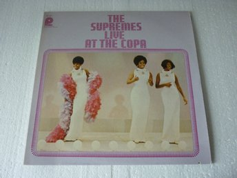 The Supremes US. PICKWICK SPC-3541 LP fr.1976 The Supremes Live At The Copa