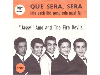 ´´ JASSY ´´ AMO and THE FIRE DEVILS        SINGEL