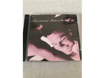 CD Steve Winwood, back in the high life