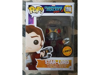 Funko Pop! Marvel - Star-Lord (Vol. 2) (Masked) #198