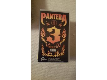 Pantera....signed by Phil