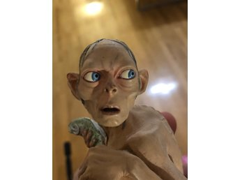 Gollum figur limited edition!