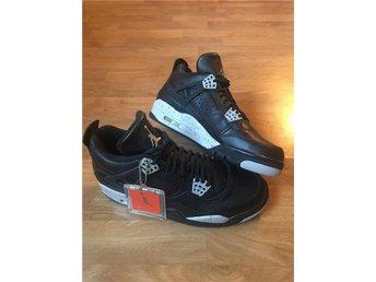 Jordan IV 4 Oreo Black Nike Adidas Yeezy - Umeå - Jordan IV 4 Oreo Black Nike Adidas Yeezy - Umeå