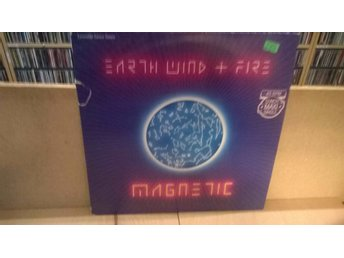 Earth, Wind & Fire - Magnetic, LP