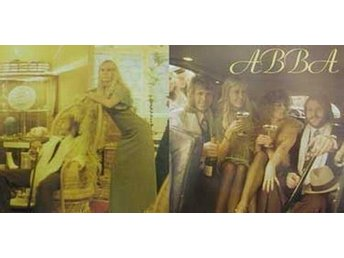 ABBA - ABBA - POLS 262 (Mint) - Göteborg - ABBA - ABBA - POLS 262 (Mint) - Göteborg