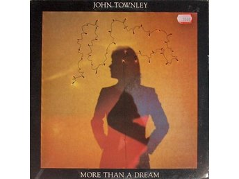 John Townley - More Than A Dream - LP Vinyl