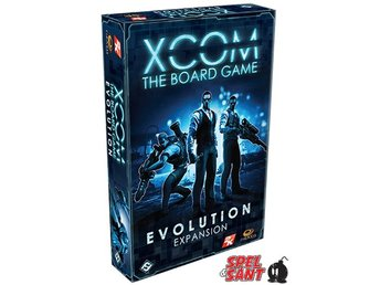 Xcom The Board Game Evolution Expansion - Norrtälje - Xcom The Board Game Evolution Expansion - Norrtälje
