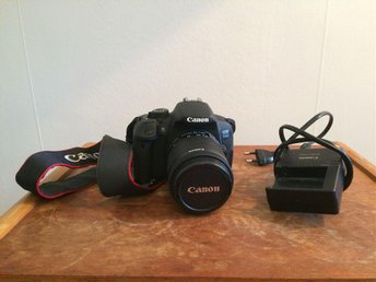 Canon EOS 700D + 18-55/3,5-5,6 IS STM