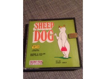 Sheep Dog - sheep Amoy - Super 8