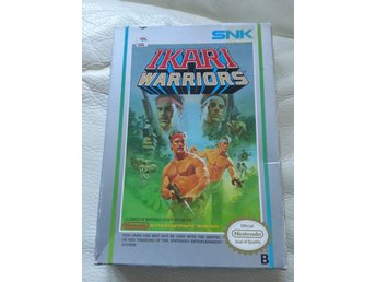 NES Ikari warriors