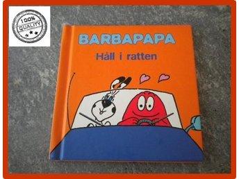 Barbapapa bok Håll i ratten B. Wahlströms vackra bilder - Västra Frölunda - Barbapapa bok Håll i ratten B. Wahlströms vackra bilder - Västra Frölunda