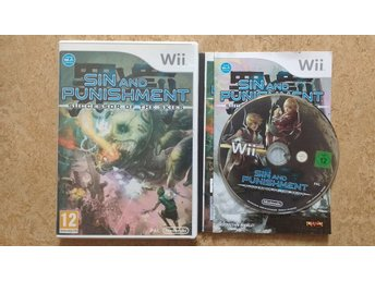 Nintendo Wii: Sin & Punishment: Successor to the Skies