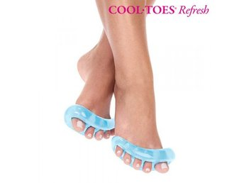 Tåseparator av gel Cool Toes Refresh