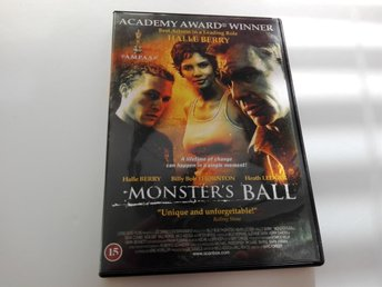 Monster's Ball (2001) Ny DVD Reg.2, thriller, Halle Berry, Billy Bob Thornton