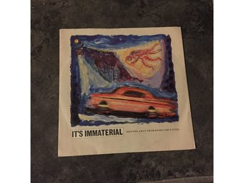 "IT´S IMMATERIAL - DRIVING AWAY FROM HOME. (7"")"