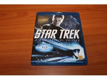 Blu-ray: Star Trek (Chris Pine, Zachary Quinto)