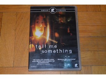 Tell Me Something - 1999 - DVD