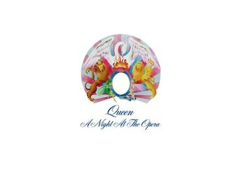 Queen: A night at the opera (Vinyl LP)
