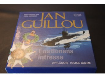 CD-bok: I nationens intresse - Jan Guillou