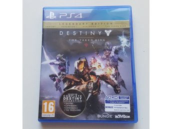 Destiny The Taken King - Legendary Edition
